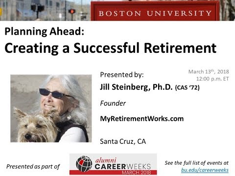Planning Ahead: Creating a Successful Retirement