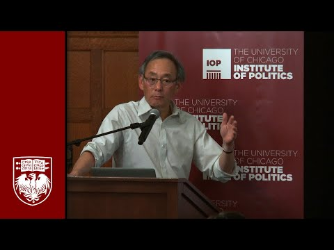 Energy, Innovation and Global Climate Change with Steven Chu