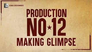 Production No 12 - Making Glimpse | Pawan Kalyan | Rana Daggubati | Saagar K Chandra | Trivikram Image