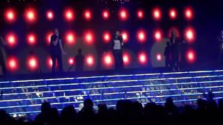 PENTATONIX (PTX) - Evolution of Beyonce - Agganis  Arena, Boston, MA 3/16/15