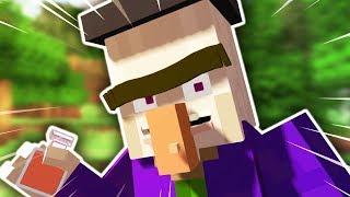 QUIÉN ES ÉL?!   Plech Minecraft Noob #7