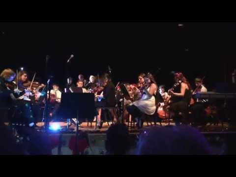 Barboursville Middle School Orchestra