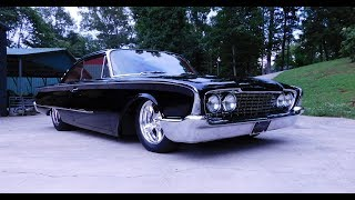 1960 Ford Starliner Alloway's Hot Rod Shop Pro Auto Custom Interiors by Steve Holcomb