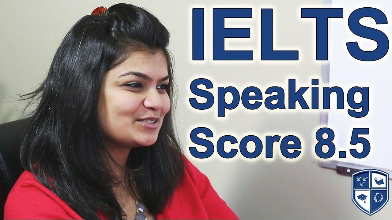 Download IELTS Speaking Score 8.5 – India