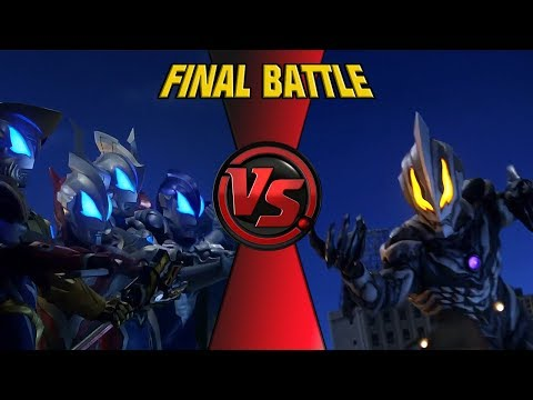 ULTRAMAN GEED FINAL BATTLE - ENGLISH SUBTITLE !!
