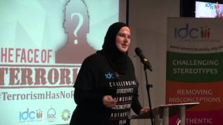 The Face of Terrorism Event 2015 | Anna | My Experience as a Muslim Woman