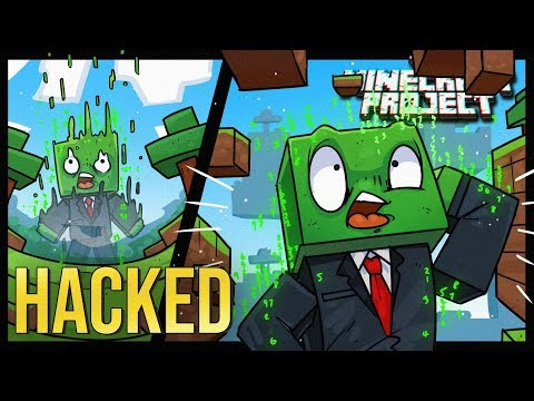 MY MINECRAFT SERVER WAS HACKED!