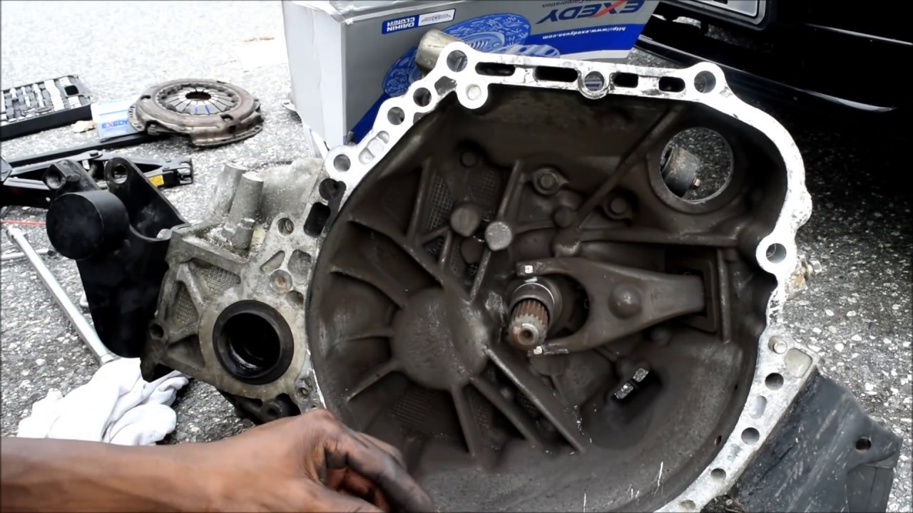 How To Replace Scion Tc Clutch Youtube Engine Diagram