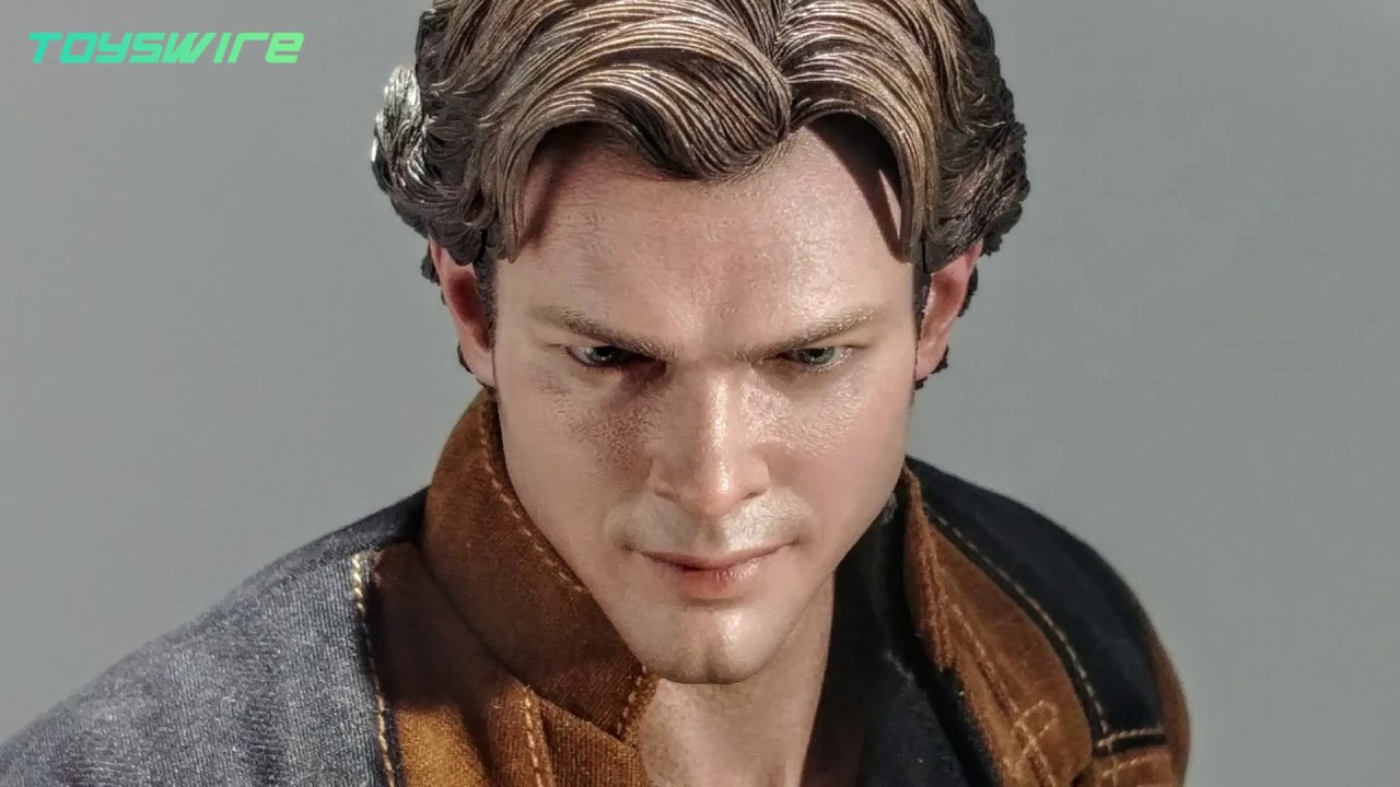 Solo: A Star Wars Story Han Solo (Deluxe Version) 1/6th scale Collectible Figure
