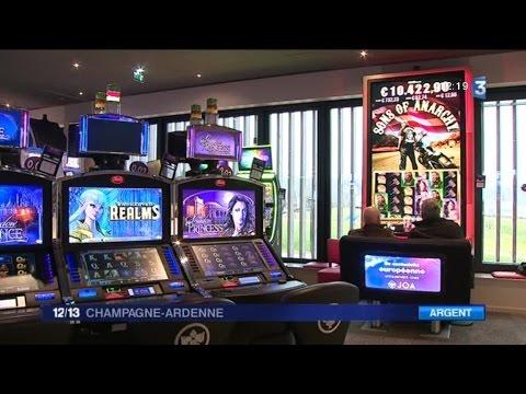 La plus grosse machine à sous du monde est au casino du Lac du Der
