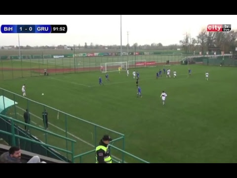 BiH U19 vs Georgia U19