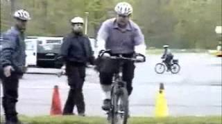 2012 police bike training