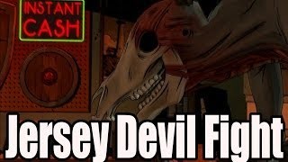 Jersey Devil Fight The Wolf Among Us Episode 4 In Sheep