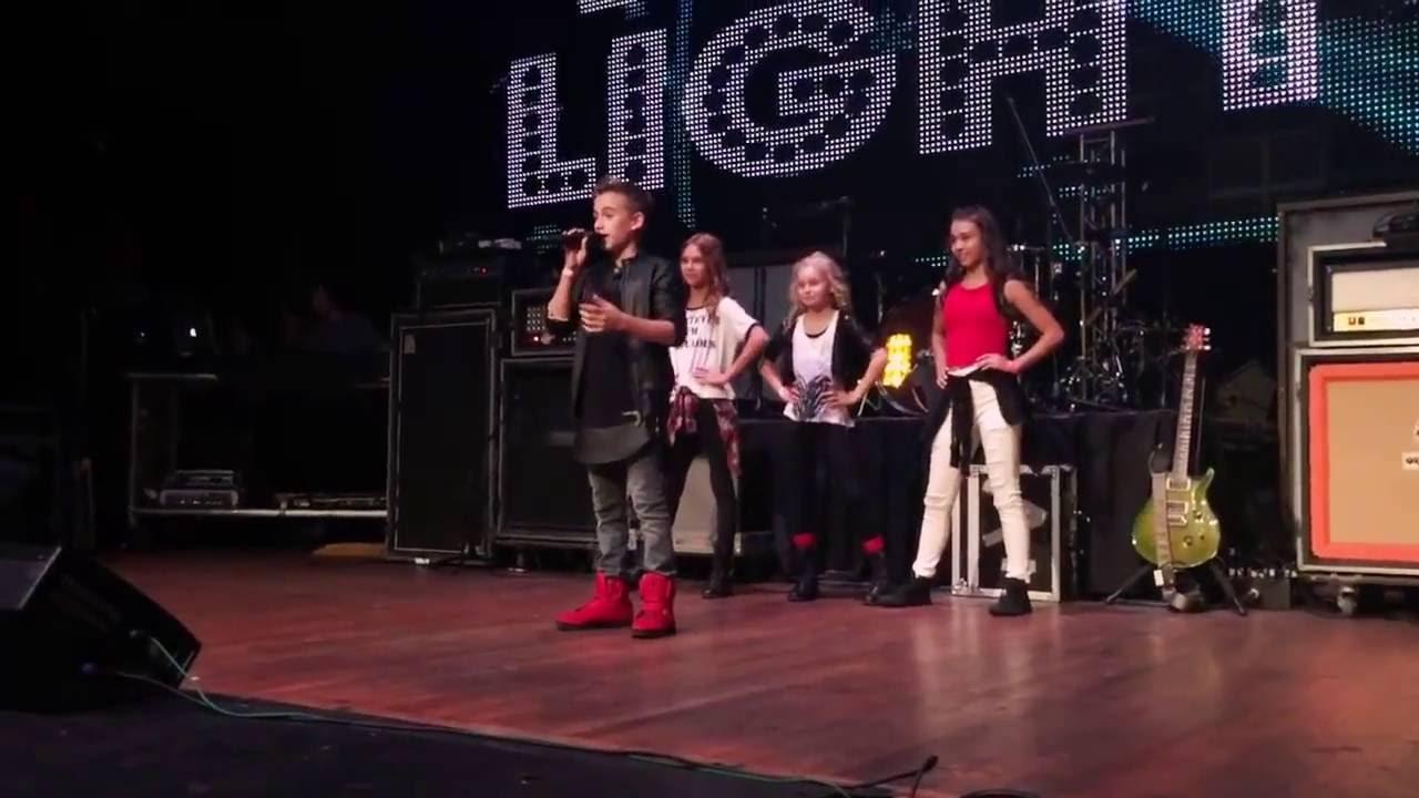 Johnny Orlando Sorry Justin Bieber Cover Ft Nadia Amp Ruby