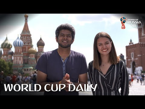World Cup Daily - Matchday 14!