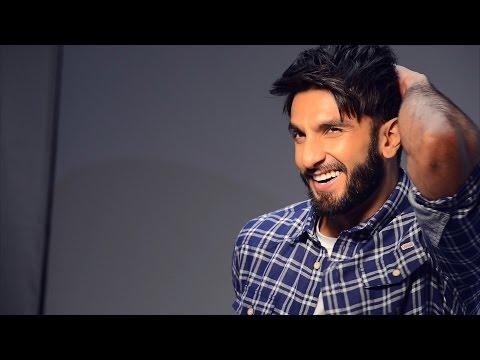 Behind the Scenes with Ranveer Singh