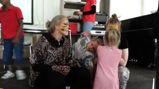 De stoere recra tijgers van camping de Oldemeijer