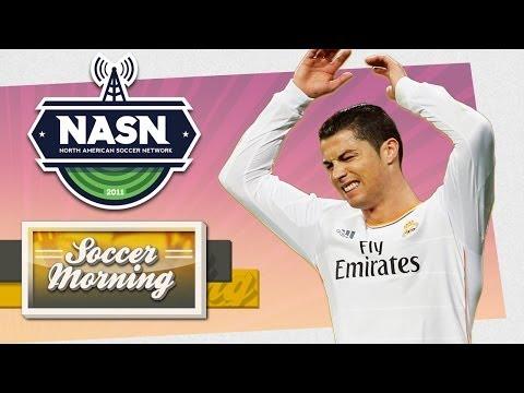 Cristiano Ronaldo Sees Red, Atlético Madrid Go Top in La Liga & Juventus Roll: Soccer Morning
