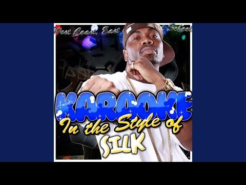 If You (Lovin' Me) (In the Style of Silk) (Karaoke Version)