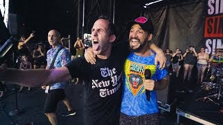 SINGING ON STAGE w/ SIMPLE PLAN at the FINAL VANS WARPED TOUR! (F**k It List #6)