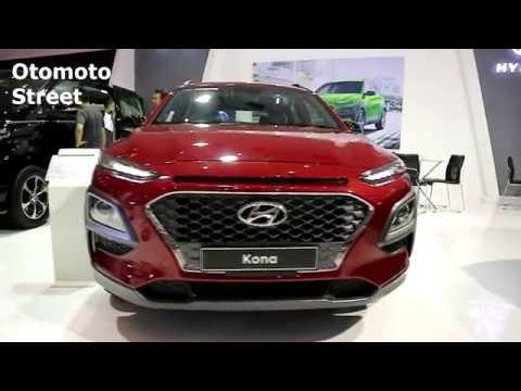 Hyundai Kona 2020,Red colour ,Exterior and Interior