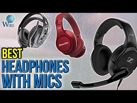 10 Best Headphones With Mics 2017