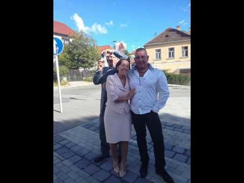 Bittó Duó 2017 ORIGO Szakács Marcinak és Anikónak Hajdúdorogra (Pápai Joci)