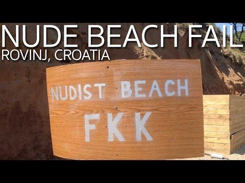 Nude Beach Fail | Rovinj CroatiaKaynak: YouTube · Süre: 8 dakika12 saniye
