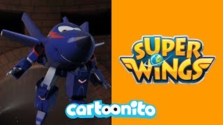 Super Wings  | The Case of The Absent Alliggator | Cartoonito UK