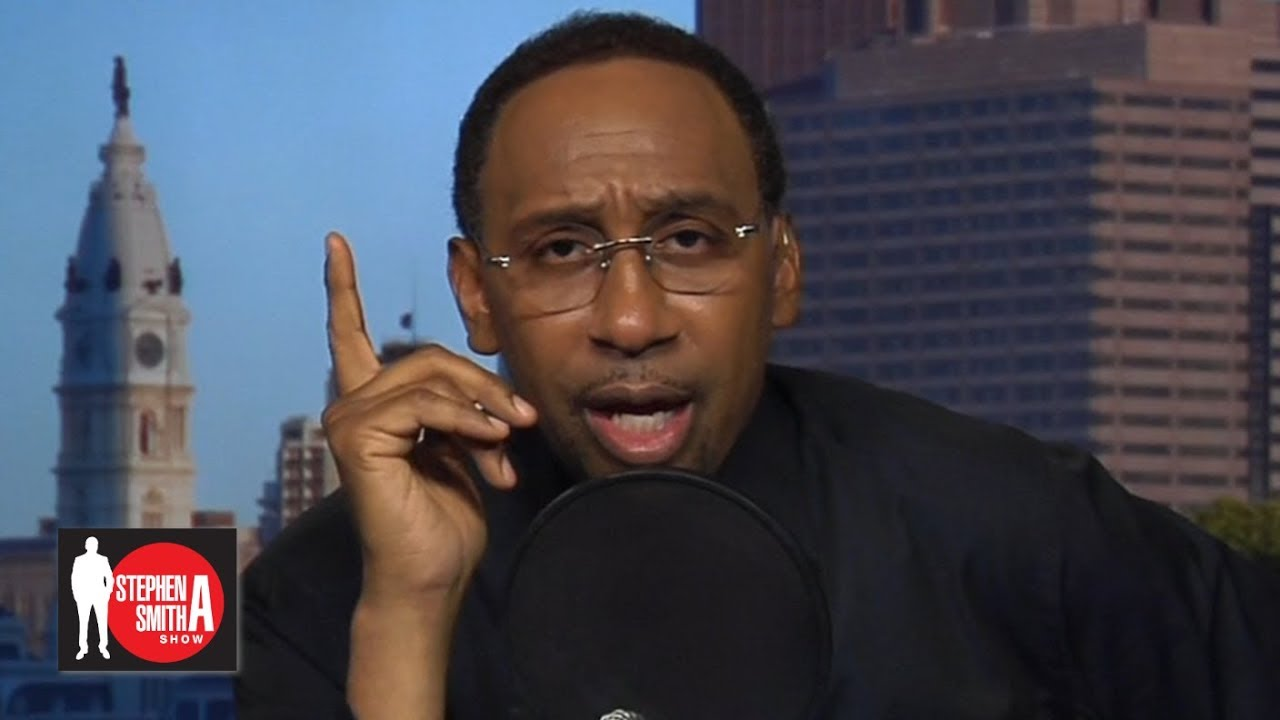 Stephen A. reacts to being blocked by Antonio Brown on Instagram | The Stephen A. Smith Show