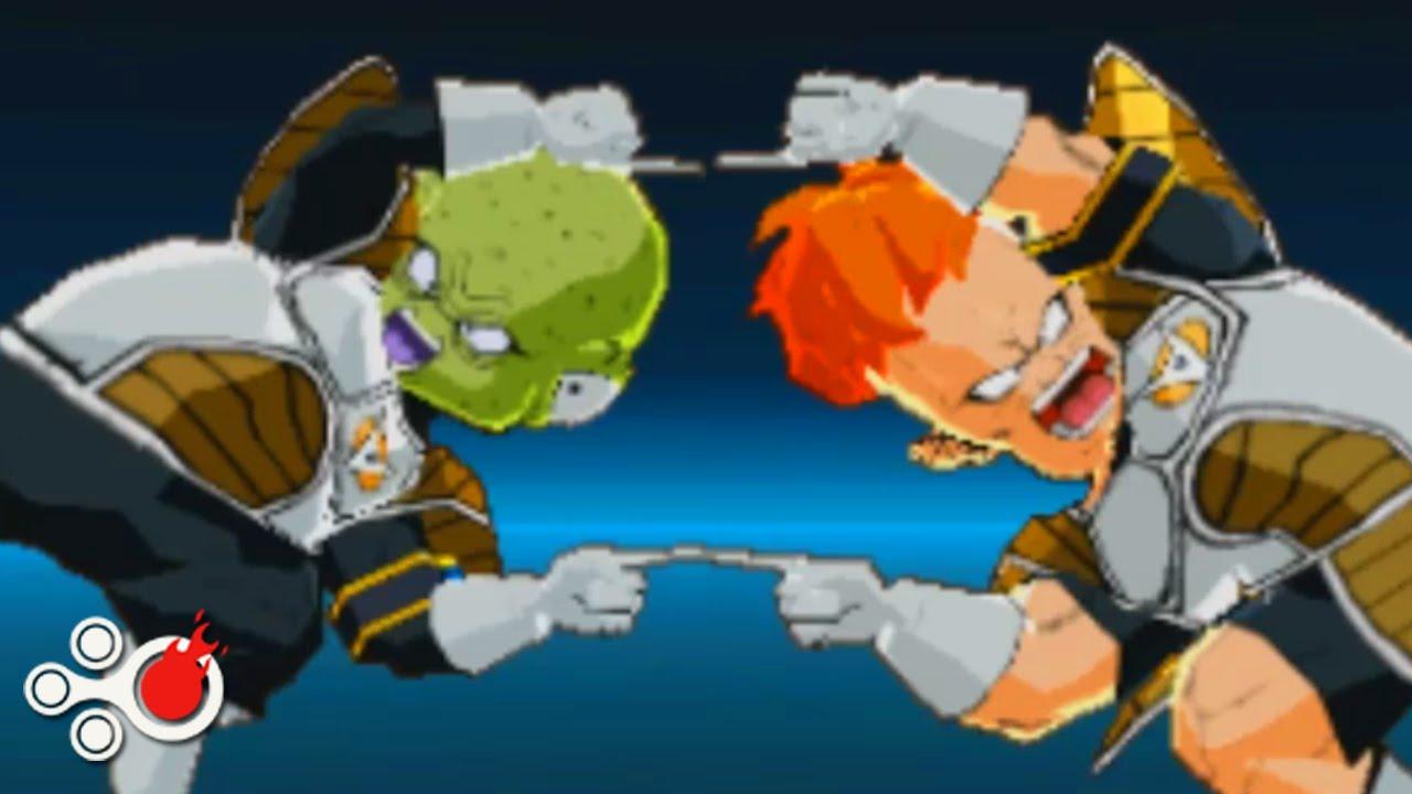 Recoome And Guldo Fusion Reguldo Gameplay Dragon Ball Fusions