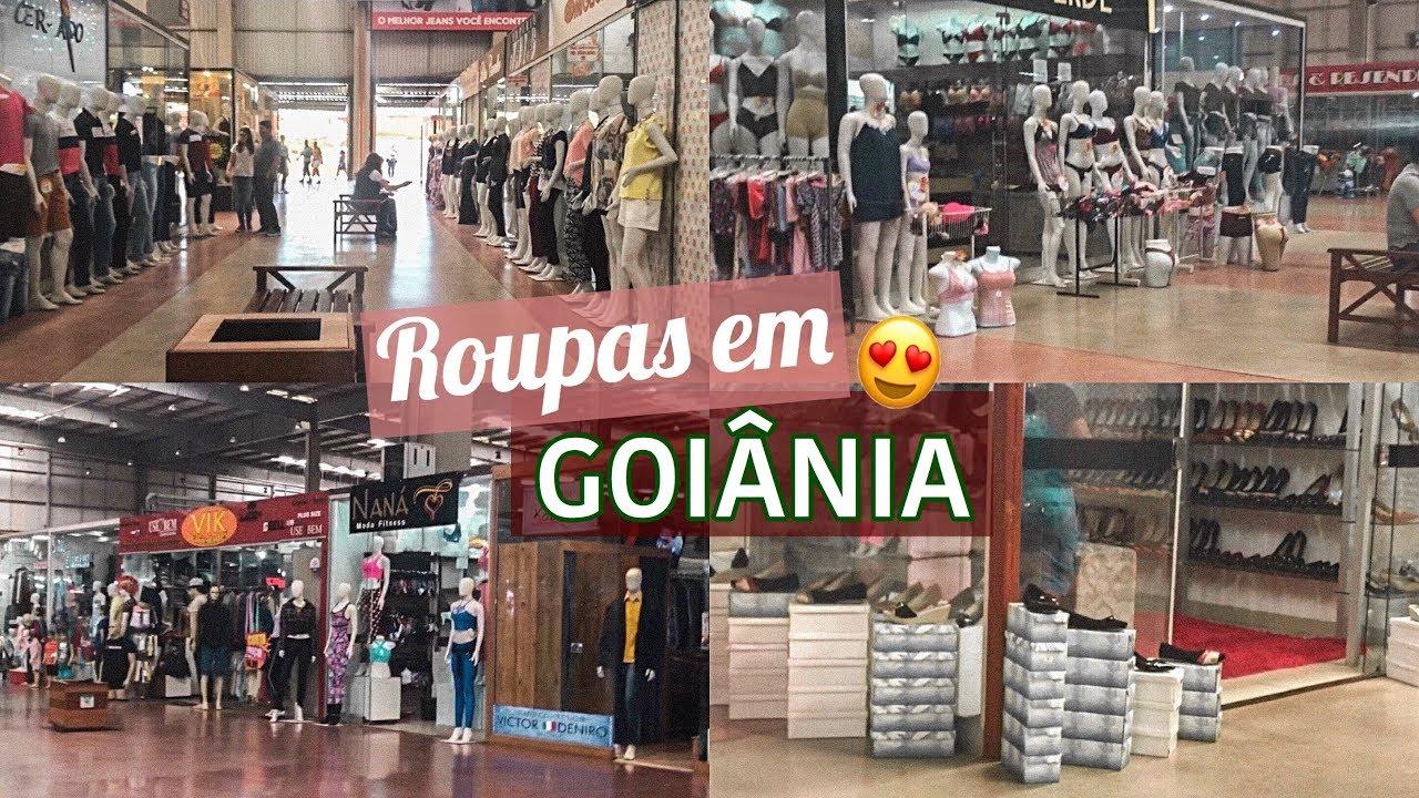 e2022351b4 TOUR pelo Shopping ESTAÇÃO DA MODA   ESTAÇÃO GOIÂNIA 2018 - PREÇOS de  Roupas