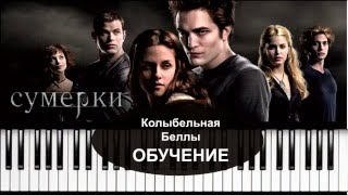 Download Piano Cover. Сумерки.  ОБУЧЕНИЕ Mp3 and Videos