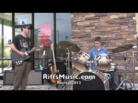 Drum Lessons Temecula | Guitar Lessons Temecula | Riffs Music Lessons
