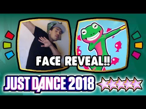 64iOS Dances to Dame Tu Cosita Just Dance 2018 Face Reveal  50K Sub Special