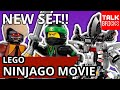 LEGO Ninjago Movie NEW Garma Mecha Man Set Revealed Father s Day Garmadon Minifigure Shark Army