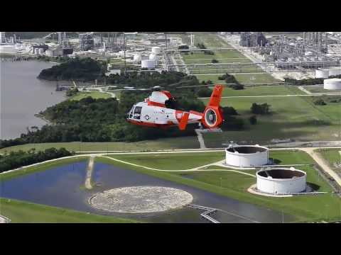 Airbus honors Coast Guard for 1.5 million flight hours on aircraft