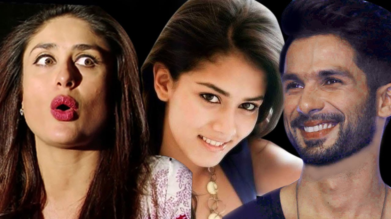 Shahid Kapoor DISCUSSES WEDDING details with ex girlfriend ... Shahid Kapoor Girlfriend Now