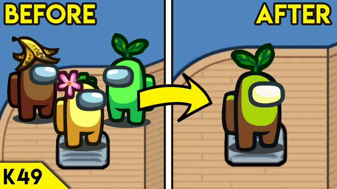 """Secret Story of the New Colors """"Fruit"""" - Among Us animation"""