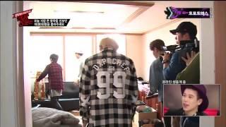 Block B - 5 Mins Before Chaos [CUT] Raiding Block B's Dorm