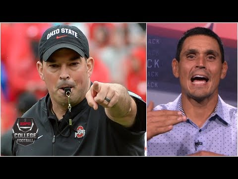Ohio State being tied at No. 3 is 'stupid' – David Pollack | College Football Live