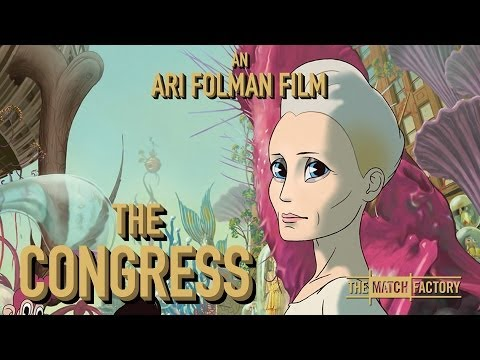 THE CONGRESS by Ari Folman - Official Trailer HD