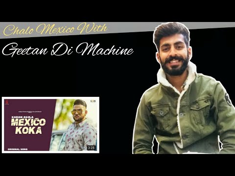 Mexico Koka Song Reaction | Karan Aujla | Proof | Karan Aujla New Song | Mexico Song Karan Aujla thumbnail