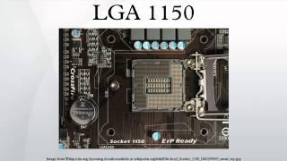 LGA 1150