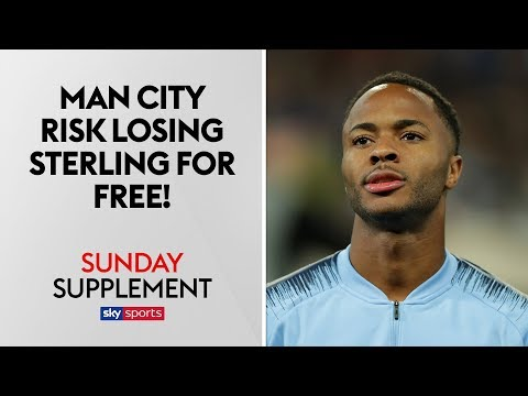 Will Raheem Sterling sign a new contract at Man City? | Sunday Supplement