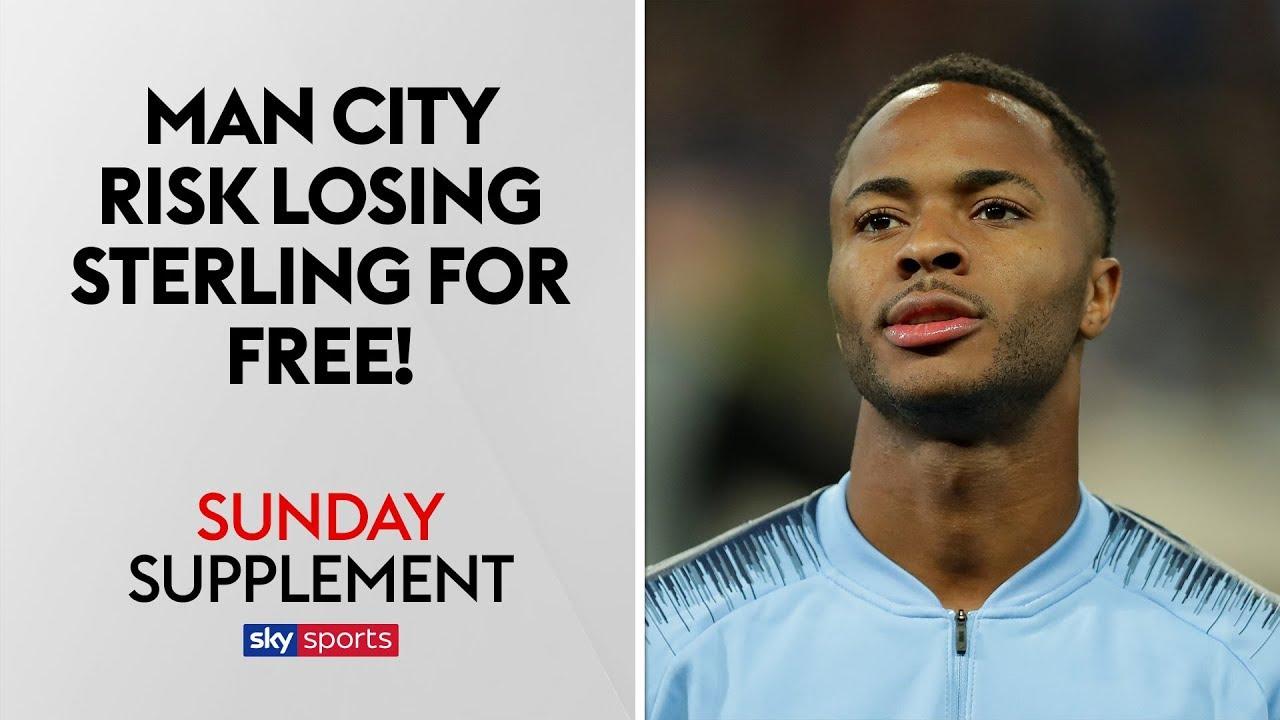 18bcb7b6520 Will Raheem Sterling sign a new contract at Man City