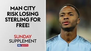 Will Raheem Sterling sign a new contract at Man City? | Sunday Supplement thumbnail