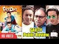 Fryday Movie Review GOVINDA ROCKS 🤘| Gaiety Galaxy Review | Govinda, Varun Sharma