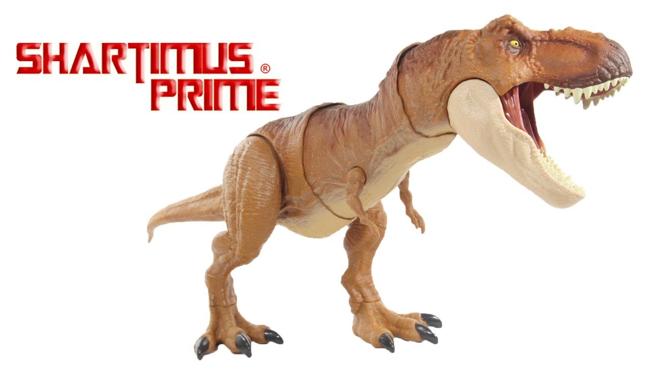 Jurassic World MEGA T-Rex with Lights and Sounds Jurassic Park Dinosaur