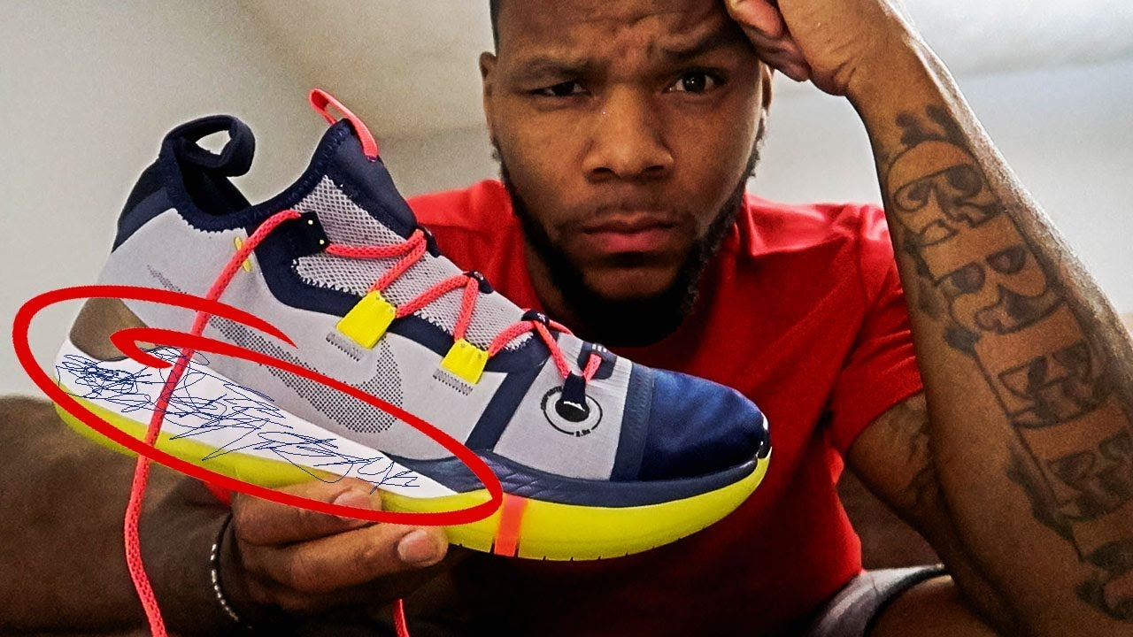 Kids DESTROYED my Nike Kobe AD Exodus